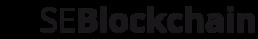 Smart Energy Blockchain - Efficienza Energetica - O&M - Energie Rinnovabili - Criptovalute - Logo Nero